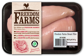 Freedom Farms Breast Fillet