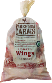 Freedom Farms Chicken Wings